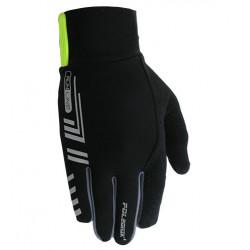 rukavice Polednik HI VIZ zimní běžecké