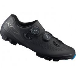 boty Shimano XC7 černé
