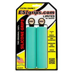 gripy ESI Chunky Extra světle tyrkysové