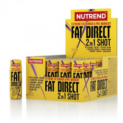 nápoj Nutrend Fat Direct Shot 20x60ml