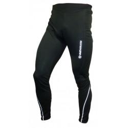 kalhoty dlouhé unisex HAVEN Isoleera bez šlí černé