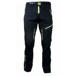 kalhoty dlouhé unisex HAVEN ENERGIZER Polar černo/zelené