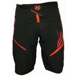 kalhoty krátké pánské HAVEN ENERGIZER černo/červené
