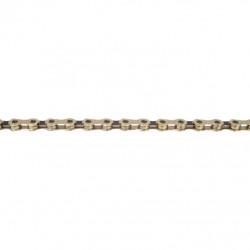 řetěz KMC X12 černo-zlatý 126čl. BOX