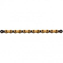 řetěz KMC X11 SL černo-zlatý 118čl. BOX