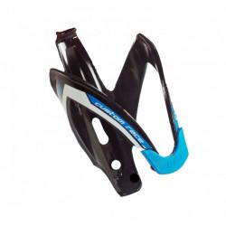 košík ELITE Custom Race Black glossy modrý