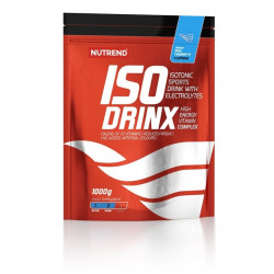 nápoj Nutrend ISODRINX WITH CAFFEINE 1000g modrá malina