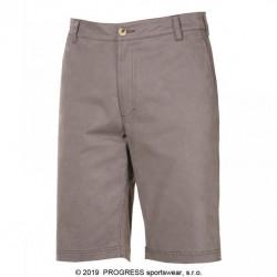 kalhoty krátké pánské Progress BRIXEN shorts šedé