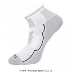ponožky Progress TOURIST bílo-šedé