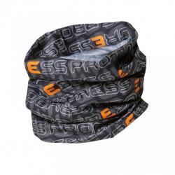 šátek roura Progress TUBE černá Progress