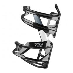 košík ELITE Prism Left glossy, bílý graphic