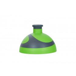 víčko 2K na lahev R&B zelená/antracit