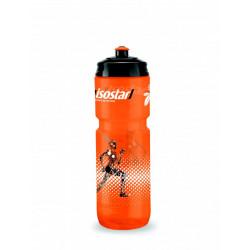 lahev ISOSTAR 800ml BIDON BĚŽEC oranžová - černé víčko