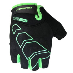 rukavice Poledník ARROW SH černo-zelené