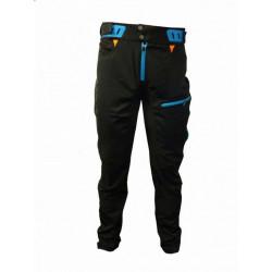 kalhoty dlouhé unisex HAVEN SINGLETRAIL LONG černo/modré