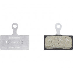 brzdové destičky Shimano XT, XTR, SLX G03A polymerové servisní balení