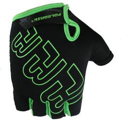 rukavice pánské Poledník F3 NEW II černo-zelené