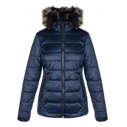 bunda dámská LOAP TASIA zimní modrá