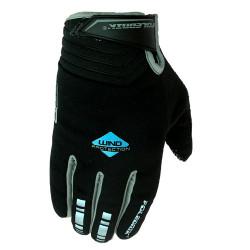 rukavice Polednik WINACTIVE černo-šedé zimní