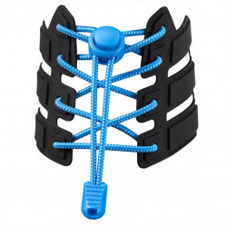 tkaničky reflexní elastické modré