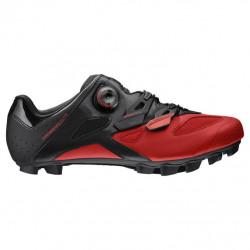 boty Mavic CROSSMAX ELITE černo-červené