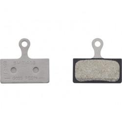 brzdové destičky Shimano XT, XTR, SLX G03S polymerové servisní balení