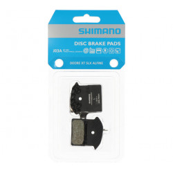 brzdové destičky Shimano XTR, XT, SLX J03A polymerové original balení