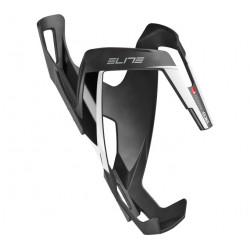 košík ELITE Vico Carbon 20 matný černý/bílý
