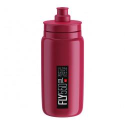 lahev ELITE FLY 20 fialová/černé logo 550 ml