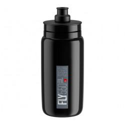 lahev ELITE FLY 20 černá/šedé logo 550 ml
