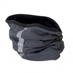 nákrčník zimní fleecový šedý