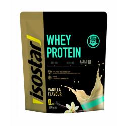 nápoj ISOSTAR Whey Protein BCAA (Doy Pack) vanilka 570g