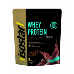nápoj ISOSTAR Whey Protein BCAA (Doy Pack) čokoláda 570g