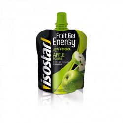 gel ISOSTAR FRUIT ENERGY ACTIFOOD jablko 90g