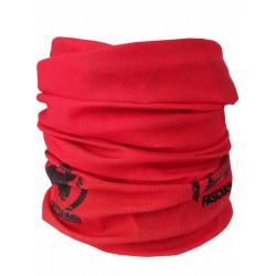 šátek-tunel HAVEN Fascia adult red - červený