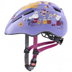 přilba dětská UVEX Kid 2 CC fialová matná 46-52
