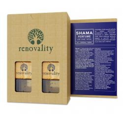 Renovality Shama perfume car - home - office 1+1