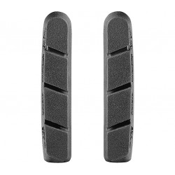 20 MAVIC SET OF 2 GREY CARBON RIM PADS HG/S (LV3800100)