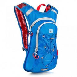batoh cyklo Spokey OTARO modrý 5L