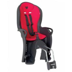 sedačka HAMAX KISS černo/červená