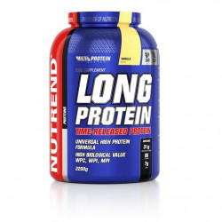 nápoj Nutrend Long Protein 2200g vanilka