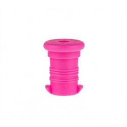 zátka na lahev R&B neon fialová