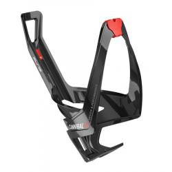 košík ELITE Cannibal XC, černý/červený