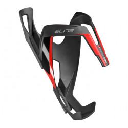 košík ELITE Vico Carbon 20 matný černý/červený