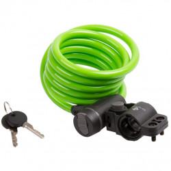 zámek  M-Wave 10x1800mm zelený