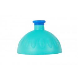 víčko na lahev R&B tyrkysové/tmavě modrá