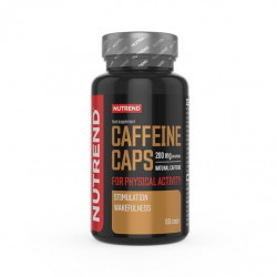 tablety Nutrend Caffeine Caps 60tablet