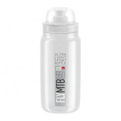 lahev ELITE FLY MTB 20 čirá/šedé logo 550 ml