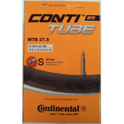 duše Continental MTB 27.5 (47/62-584) FV/42mm