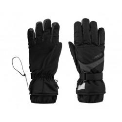 rukavice LOAP ROBERT zimní šedo/černé